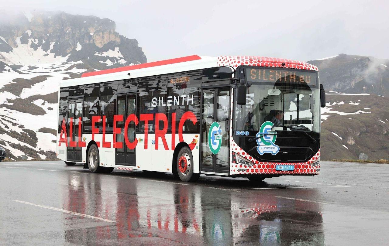 Elektrobus-Grossglockner-Hochalpenstrasse