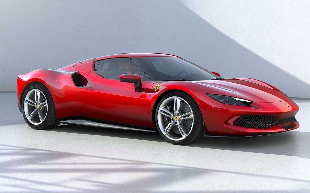 Ferrari-296-GTB-Plug-in-Hybrid