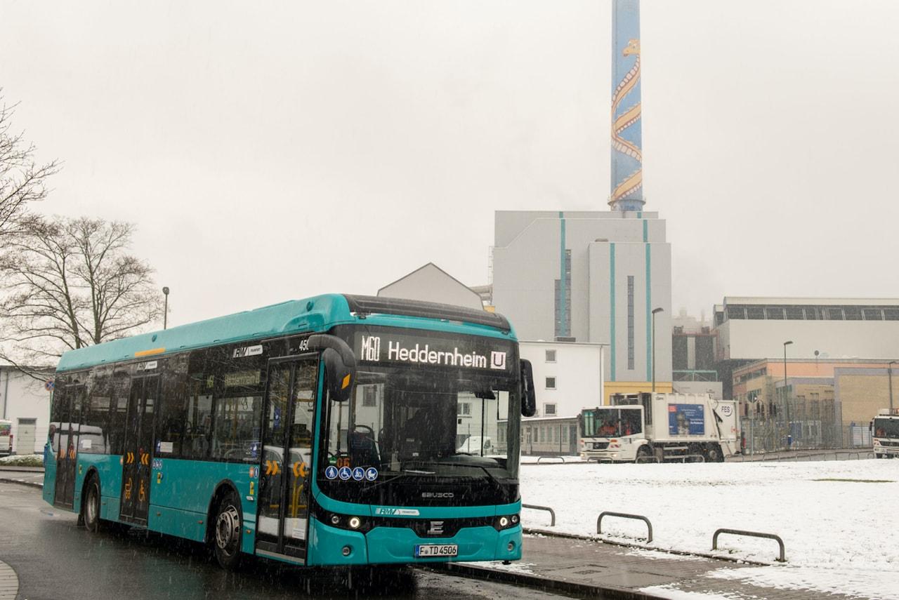 Frankfurt-Elektrobus-M60