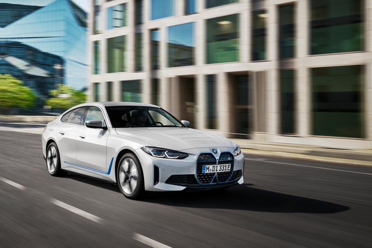 Neuer i4: BMW bringt Spannung in die Mittelklasse