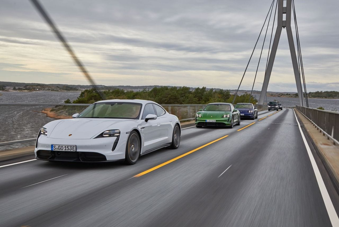 Porsche-Elektroauto-Taycan-Abo