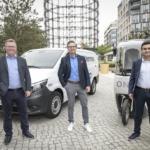 Hermes beliefert mehr als 300.000 Berliner CO2-neutral