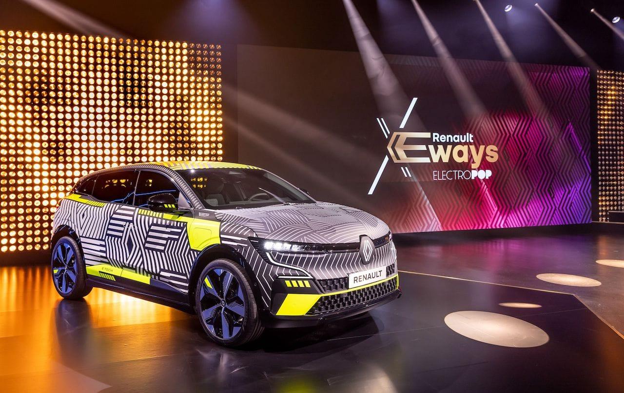 Renault-Elektroauto-Strategie