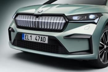 Skoda soll Coupé-Version des SUV Enyaq einen kleinen Crossover folgen lassen