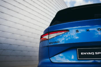 Skoda-Elektroauto-Enyaq-Sportline-Detail