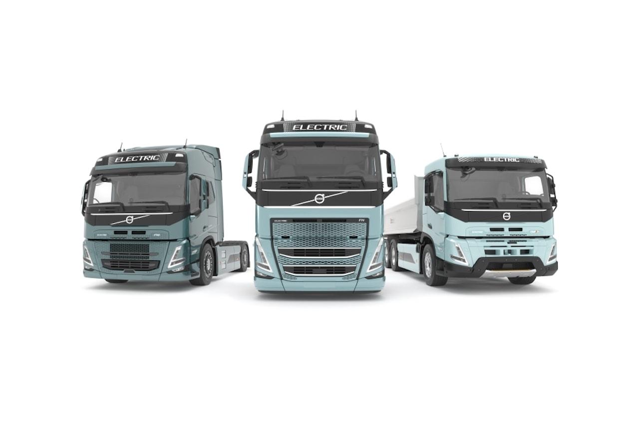 Volvo-Elektro-Lkw-Daten