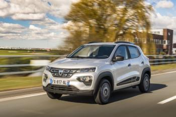 Dacia Spring Electric: 1.000 Vorbestellungen für den leistbaren E-SUV