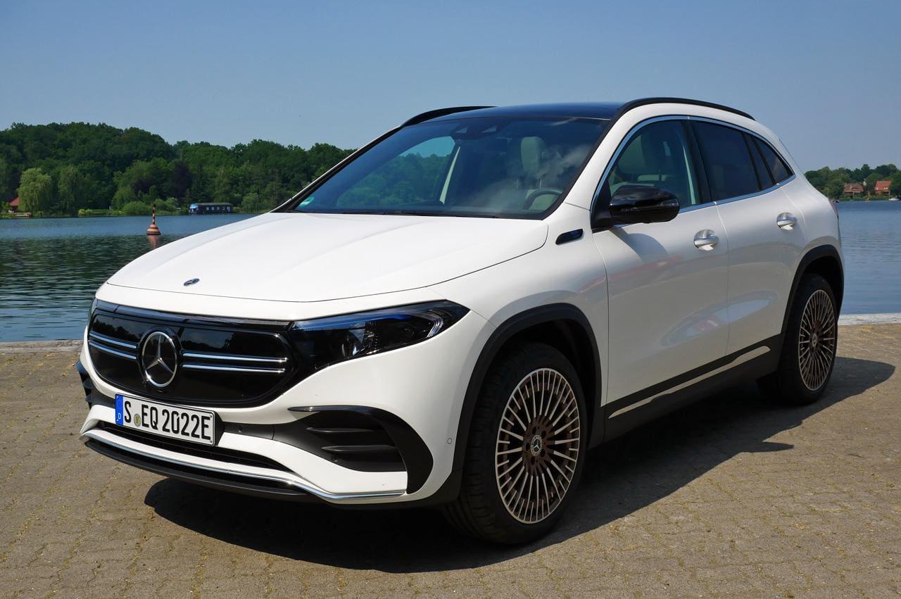 Mercedes-Benz EQA 250: Kupfernes Mittelmaß - Eindrücke/ Erfahrungsbericht