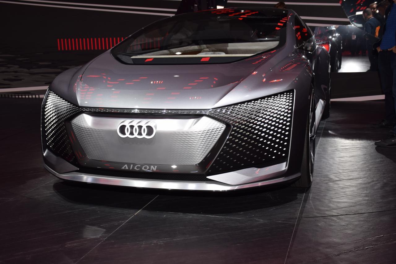 """Audi-Chefentwickler Hoffmann: """"Wir wollen die Elektromobilität"""""""