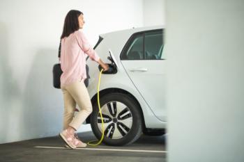 Erfahrungsbericht: Elektroauto laden in der Gemeinschaftsgarage