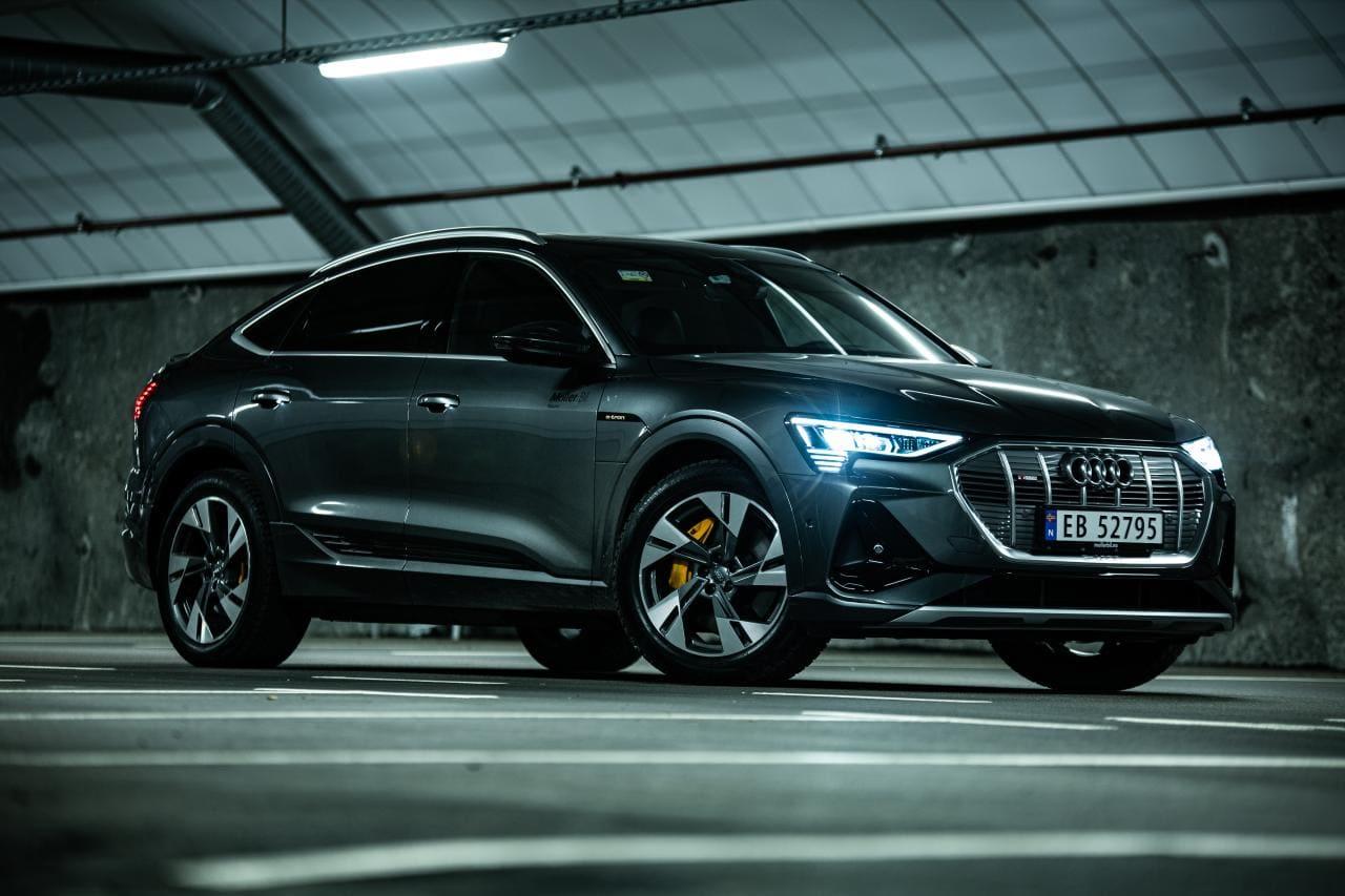 Audi e-tron/ e-tron Sportback Facelift soll Stromer bis zu 50% mehr Reichweite ermöglichen