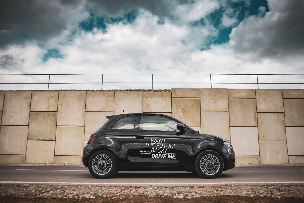 Fiat wird bis 2030 zur reinen Elektroauto-Marke