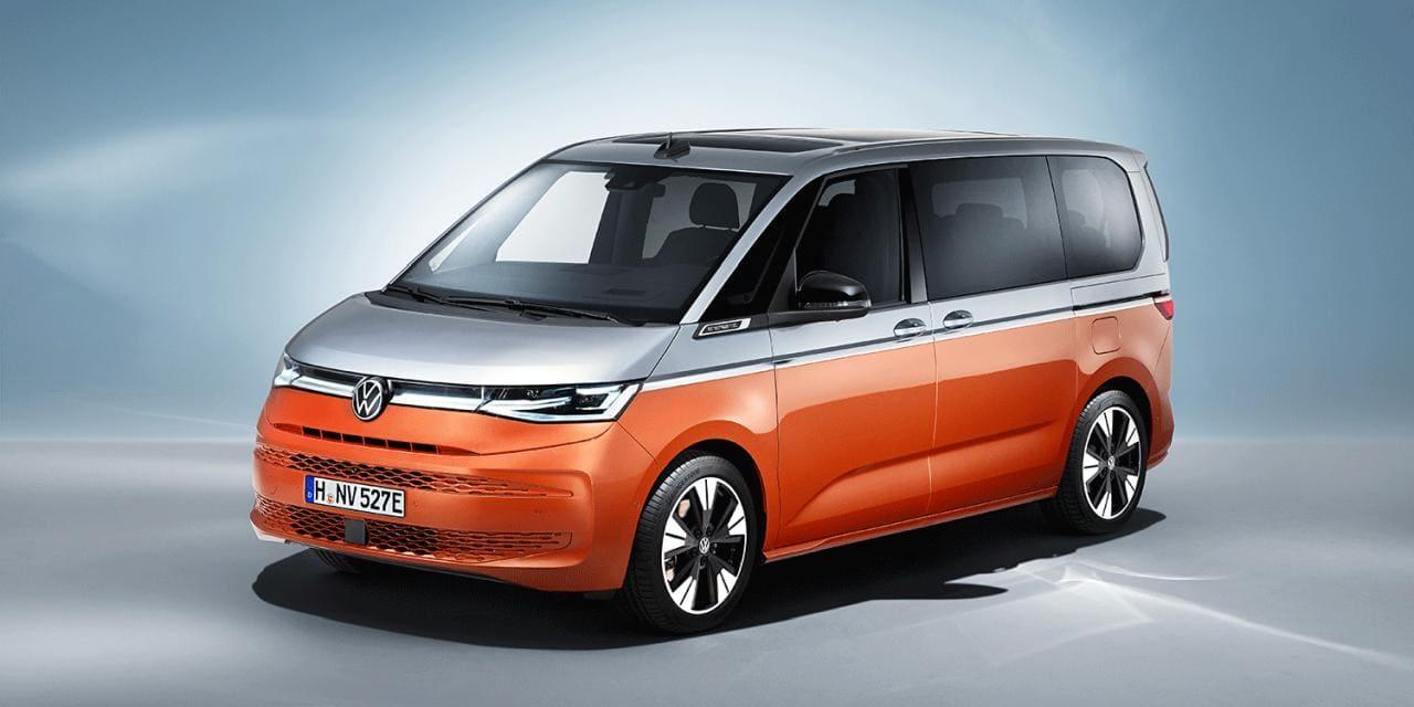 "VW: Neuer Multivan kommt auch als ""Doppelherz"""