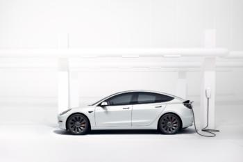Tesla Model 3 Maximale Reichweite