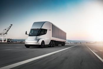 Tesla Semi: Marktstart erst in 2022 - drei Jahre später als ursprünglich geplant