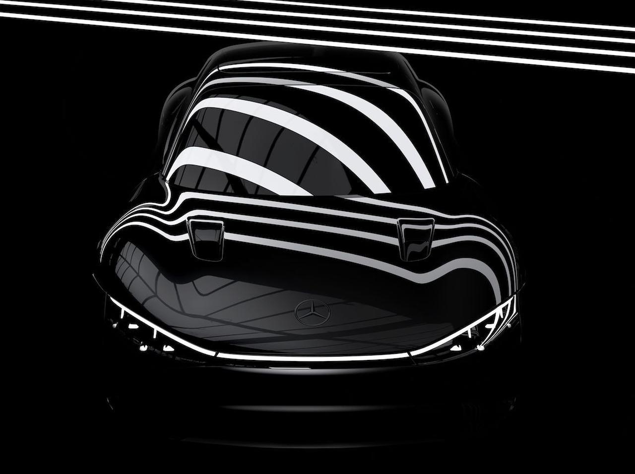 Mercedes VISION EQXX: 1.000 km Reichweite bei einstelligem kW-Verbrauch