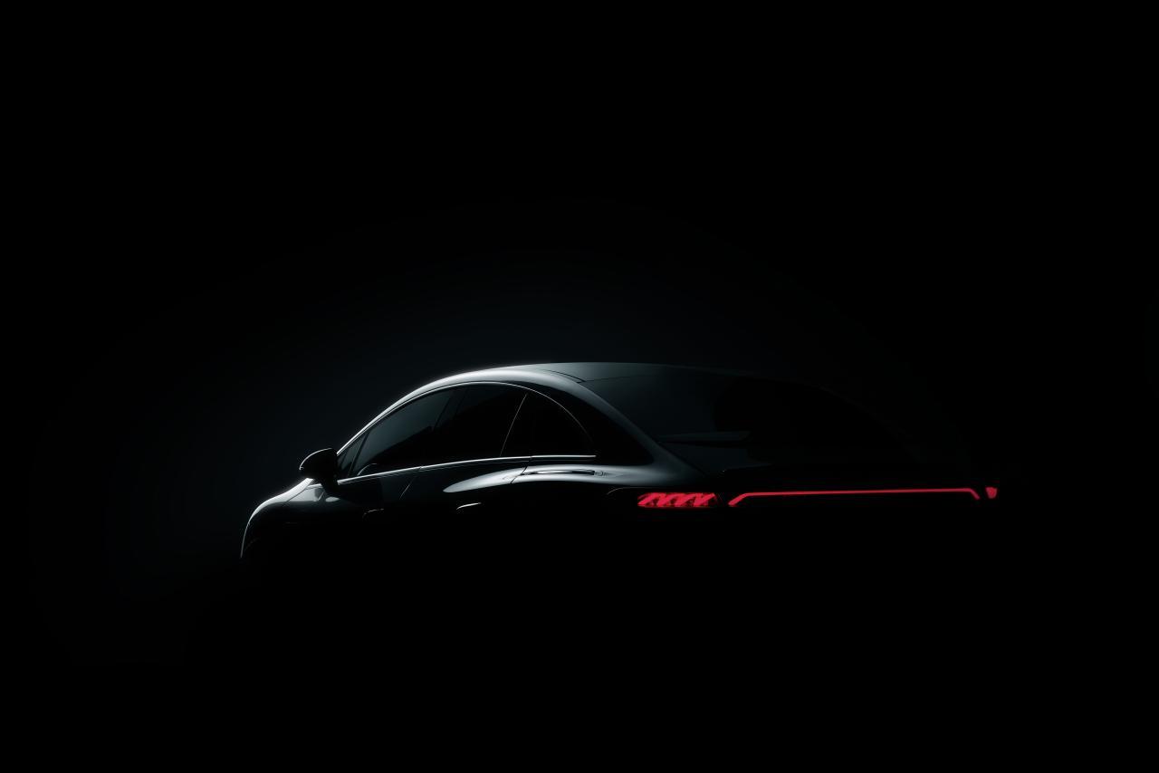 """Mercedes-Benz zeigt im Rahmen von """"Lead in Electric"""" auf IAA fünf neue E-Autos"""