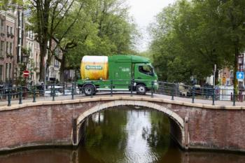 Fuso eCanter rollt bereits in 16 Ländern