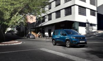 Peugeot e-Rifter L2 50 kWh
