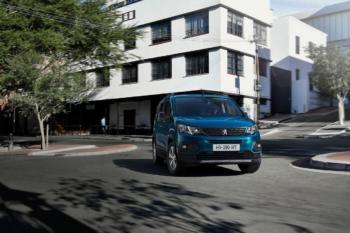 Peugeot e-Rifter L1 50 kWh