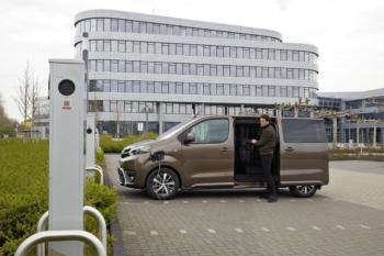 Toyota PROACE Verso Electric L2 75 kWh