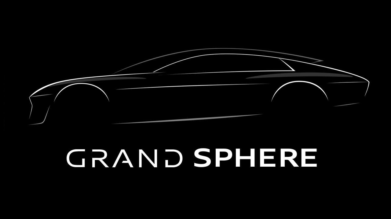 Audi skysphere, grandsphere und urbansphere sollen neue Maßstäbe setzen