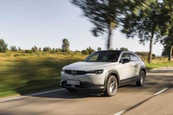 Mazda: Ob der Wankelmotor als Range-Extender zum Einsatz kommen wird ist fraglich