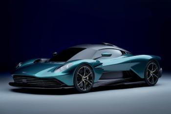 Aston Martin erwartet höhere Verkaufszahlen mit Elektroautos
