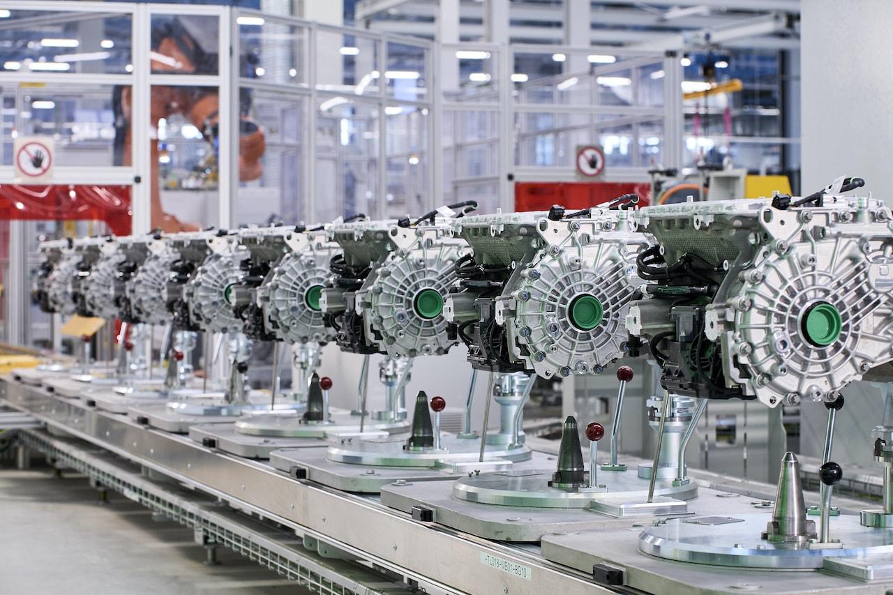 BMW-Produktion-Elektroauto-iX-Elektromotor