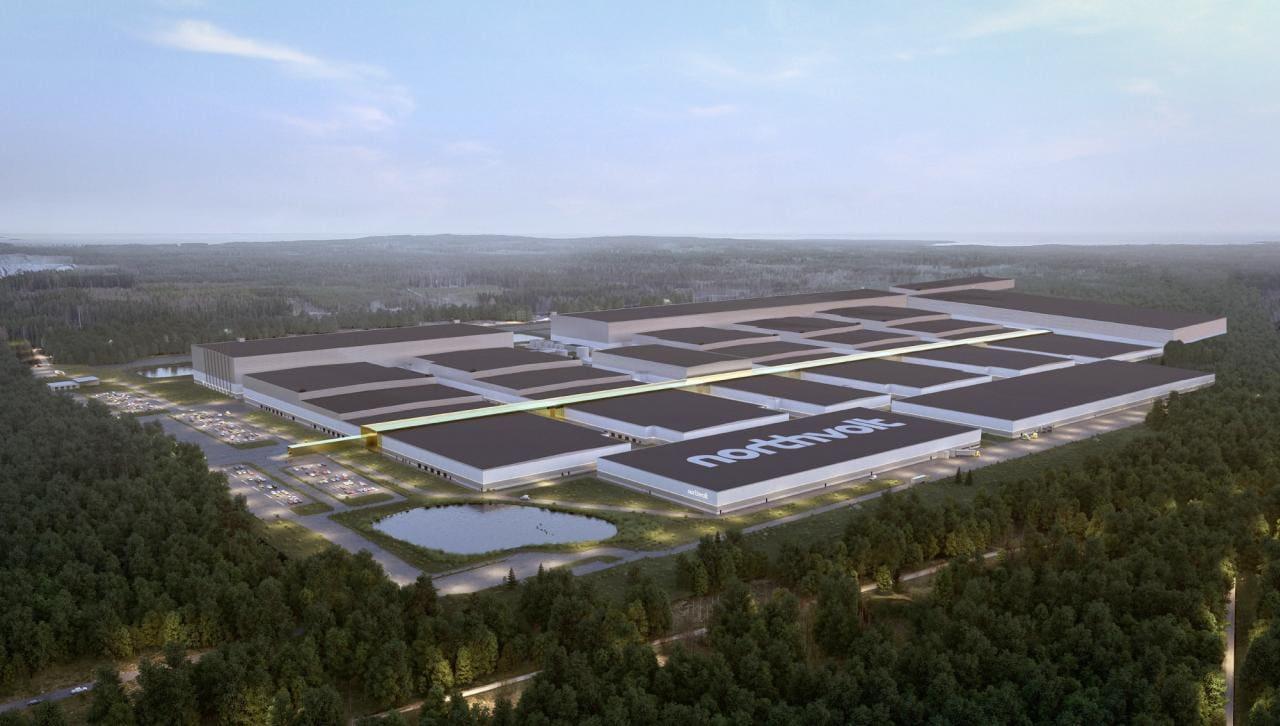 Northvolt macht Batteriefabrik in Deutschland von Ökostrom-Versorgung abhängig