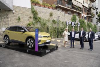 Enel X und VW rüsten Italien mit mehr als 3.000 Ladepunkte mit jeweils bis zu 350 kW aus