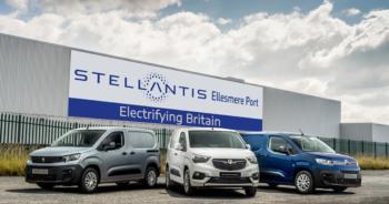 Stellantis rüstet Vauxhall-Werk für E-Auto-Produktion um