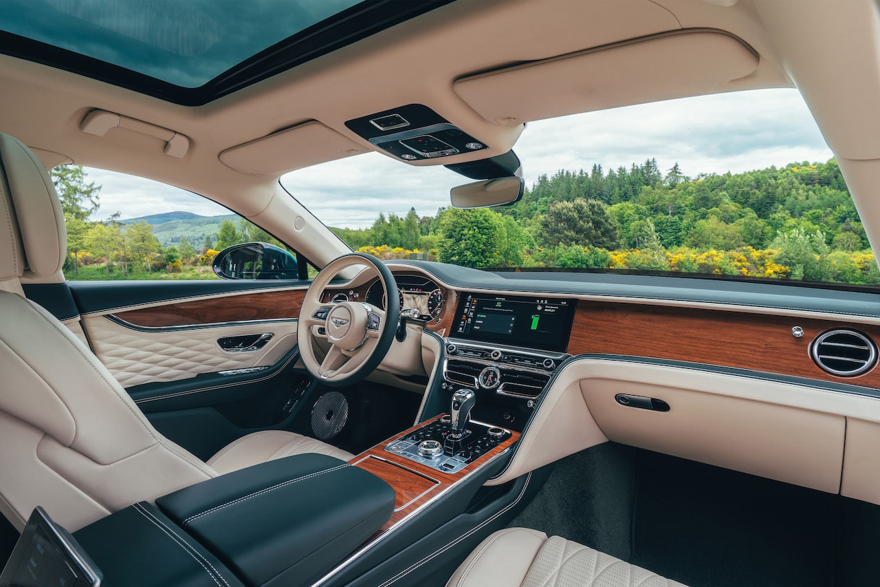 Bentley Flying Spur Plug-in-Hybrid