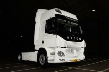 Hyzon-Wasserstoff-Brennstoffzellen-Lkw