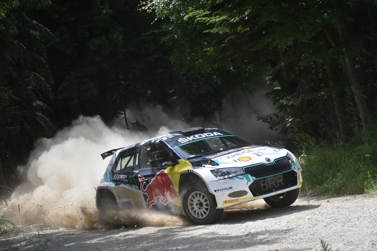 Škoda steigt offiziell beim elektrischen Rallye-Fabia ein