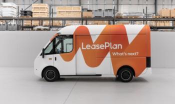 LeasePlan sichert sich 3.000 Elektro-Transporter von Arrival