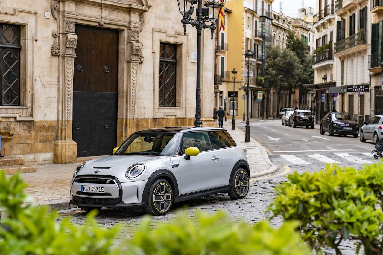 Mini-Cooper-SE-Elektroauto