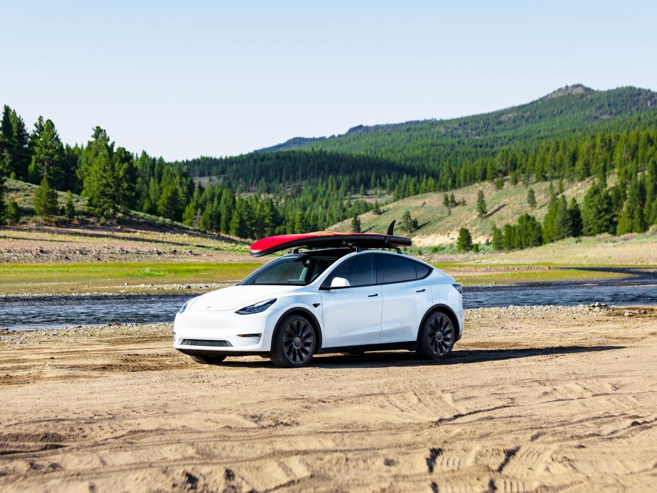 Tesla Model Y kommt im August nach Europa