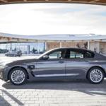 BMW baut betriebliches Ladenetzwerk aus