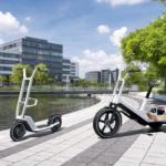 BMW zeigt Visionen für E-Lastenrad und E-Scooter