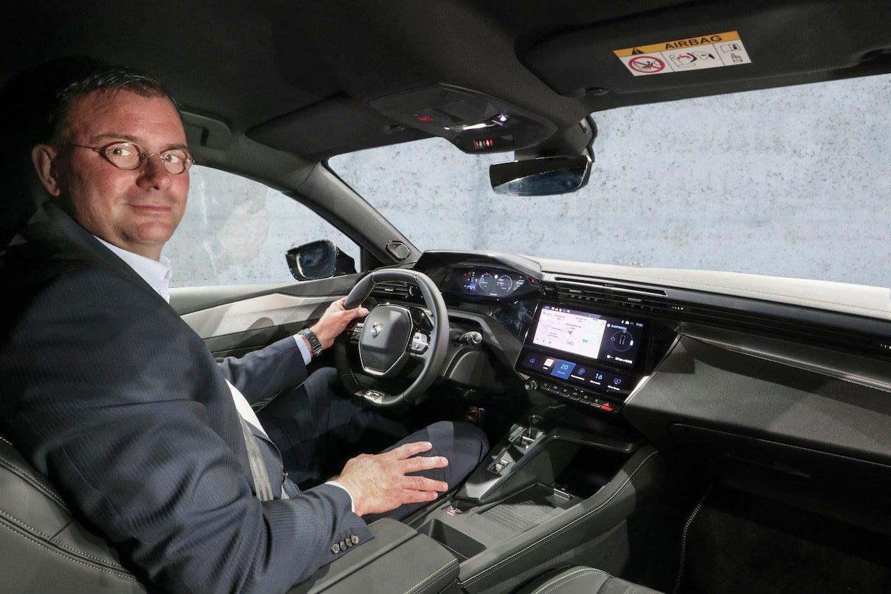 Peugeot-E-Auto-Strategie-Deutschland