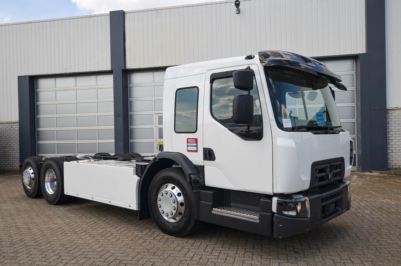 Renault Trucks D Wide Z.E. LEC Seite