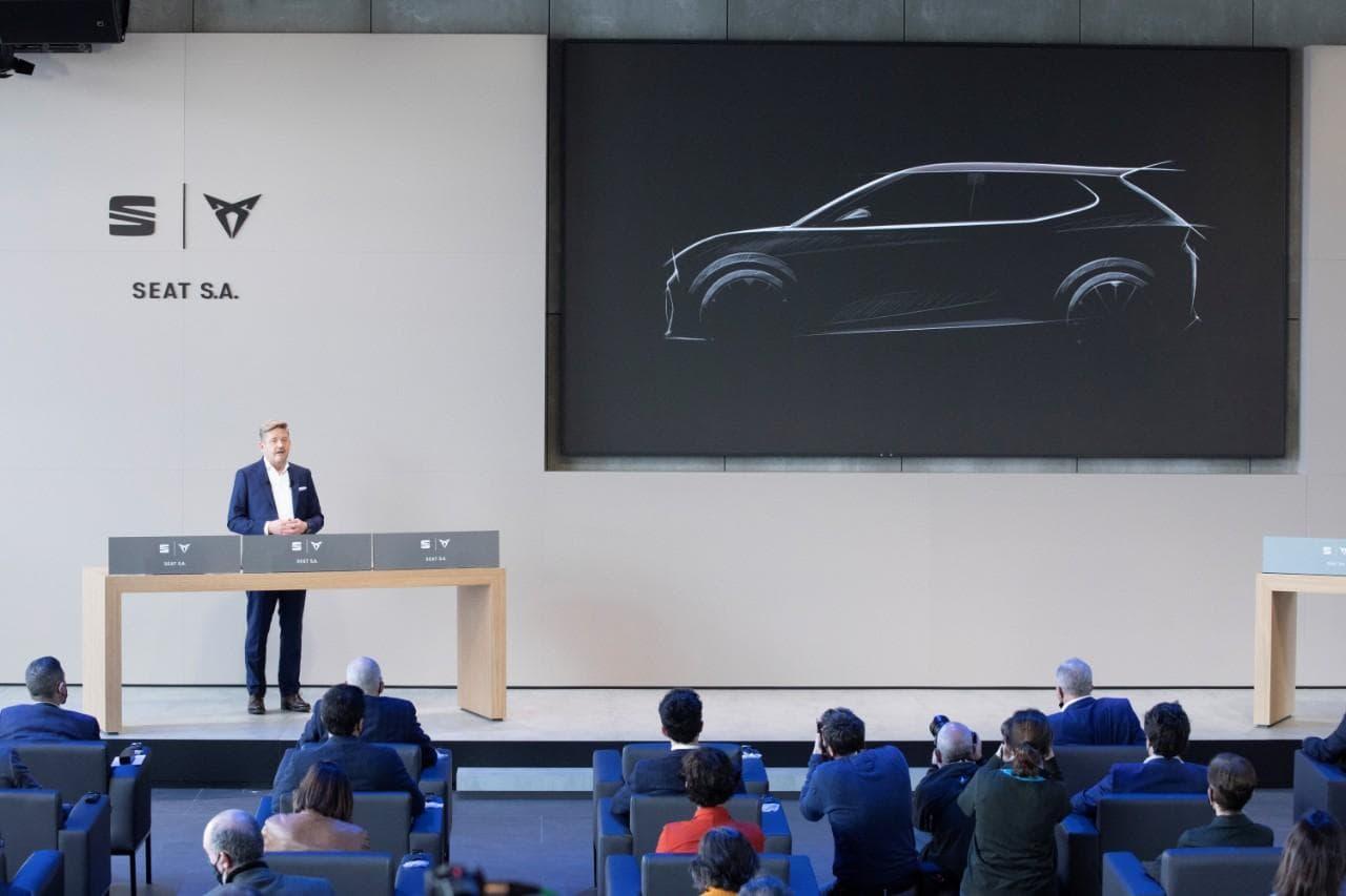 VW bringt mit Seat Batteriezellen-Gigafabrik nach Spanien sowie Kleinst-Stromer