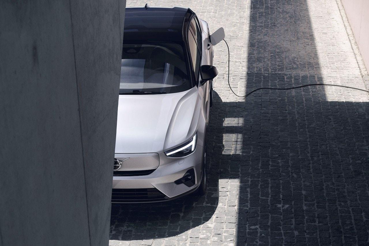 Volvo Polestar Anteile
