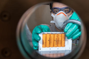 BAM eröffnet neues Batterietestzentrum