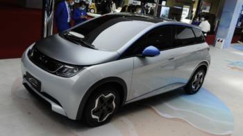 BYD EA1 Dolphin: E-Kleinwagen mit 800-Volt-Technik auf neuer Plattform