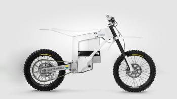 Vattenfall und CAKE entwickeln erstes fossilfreies Motorrad der Welt