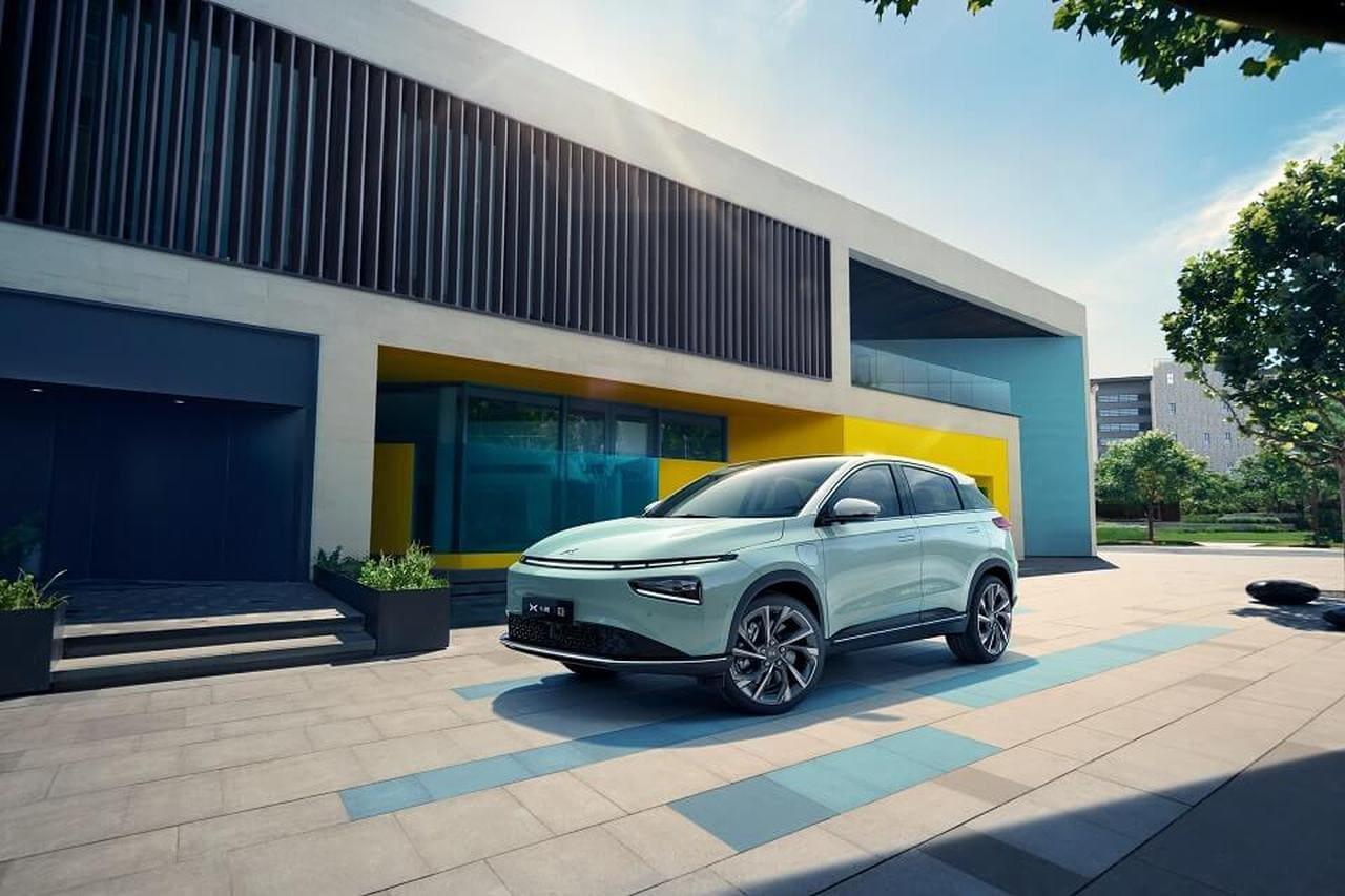 XPeng bringt G3i E-SUV auf den Markt - Facelift ab September 2021 erhältlich