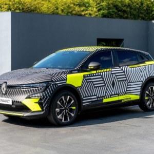 Renault Megane E-Tech EV40 130PS