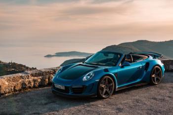 Porsche soll hybridisierten 911er-Prototypen testen